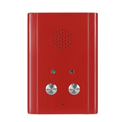 Botones de emergencias